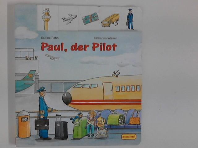 Paul, der Pilot.