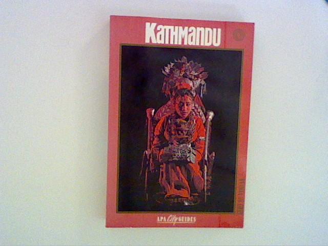 Kathmandu. Apa City Guides. - Van Gruisen, Lisa (Hrsg.)