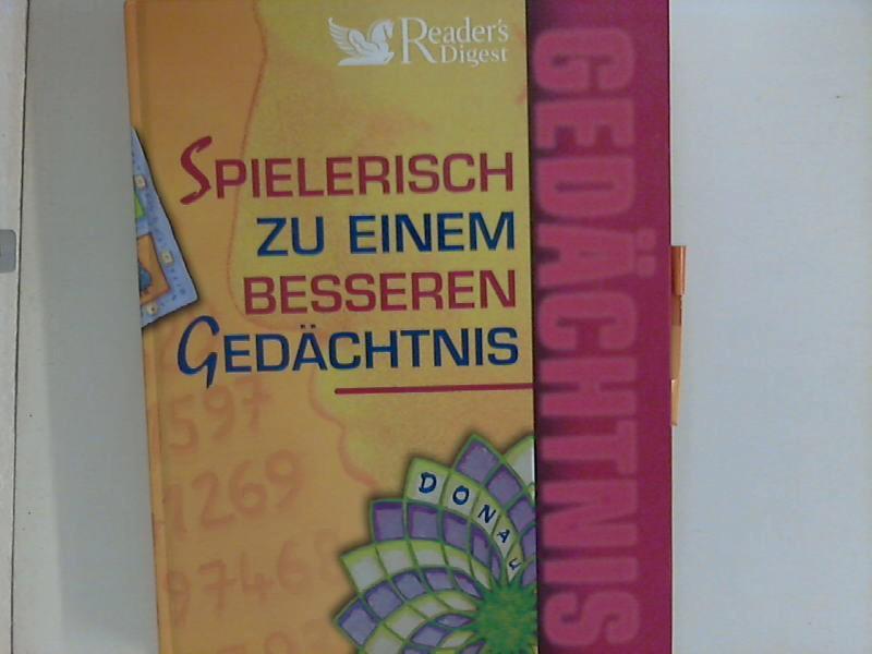 Spielerisch zu einem besseren Gedächtnis. [Übers. der allg. Kapitel: Anja Leisinger . Red.: Annegret Diener-Steinherr (Projektleitung)] - Leisinger, Anja (Übers.)