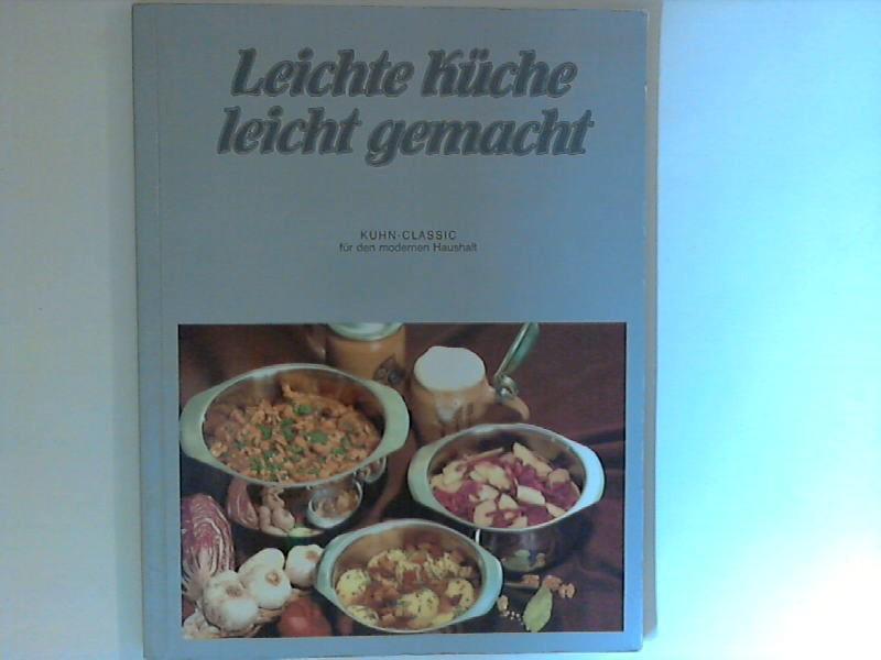 Leichte Sommerküche Pfiffig Und Schnell : Leichte küche leicht von ulrich zvab