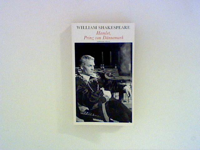Hamlet, Prinz von Dännemark (Theatralische Werke in: Shakespeare, William: