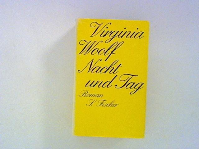 Nacht und Tag: Roman - Woolf, Virginia