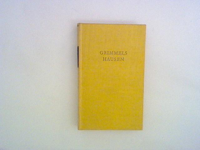 Grimmelshausens Werke in vier Bänden, Dritter Band