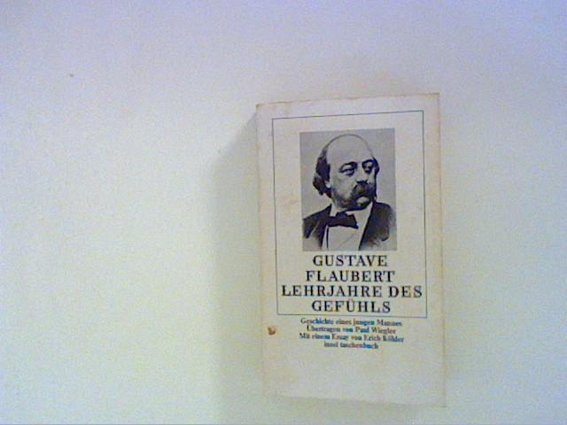 Lehrjahre des Gefühls: Flaubert, Gustave: