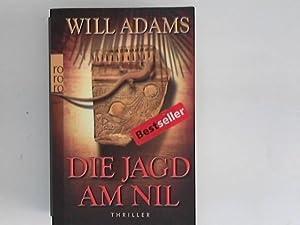 Die Jagd am Nil: Adams, Will und