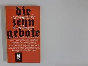 Die Zehn Gebote : Exemplarische Erzählungen. Nach: Böll, Heinrich, Maria