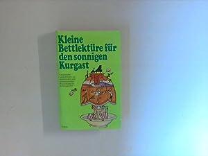 Kleine Bettlektüre für den sonnigen Kurgast.: Steiner, Katharina: