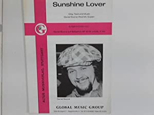 Sunshine Lover : Orig. Text und Musik: Boone, Daniel: