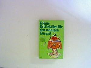 Kleine Bettlektüre für den sonnigen Kurgast: Steiner, Katharina: