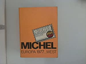 Michel-Europa-Katalog West 1977 Band 1