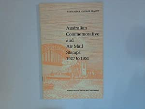 Australian commemorative and Air Mail stamps, 1927 to 1951 : Australian Postage Stamps