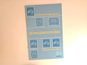The early commonwealth period and the kangaroo and map series : Australian Postage Stamps