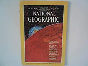 National Geographic. Vol. 157, No. 1 / January 1980: Voyager Views Jupiter's Dazzling Realm - Lon...
