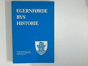 Egernførde bys Historie: Jørgensen, Harald, O.