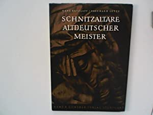 Schnitzaltäre altdeutscher Meister: Retzlaff, Hans und