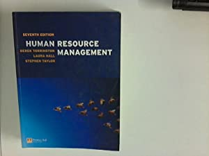Human Resource Management: Torrington, Derek, Stephen