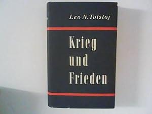 Krieg und Frieden Erster Band: Tolstoi, Leo N.: