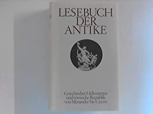 Lesebuch der Antike. Band II, Griechischer Hellenismus: Voit, Ludwig.: