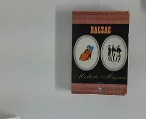 Modeste Mignon: Balzac, Honore de: