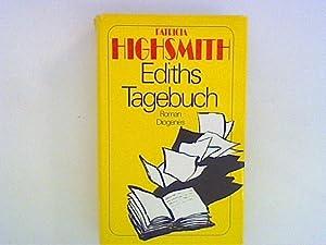 Ediths Tagebuch: Highsmith, Patricia:
