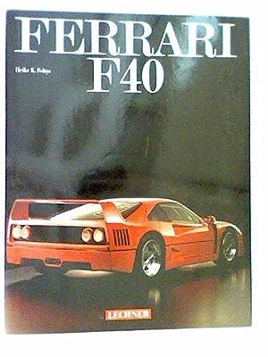 Ferrari F 40: K Foltys, Heike: