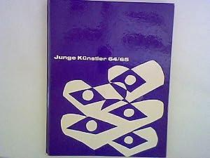 Junge Künstler 64/65. 5 Monographien deutscher Künstler: Stein, Gustav und