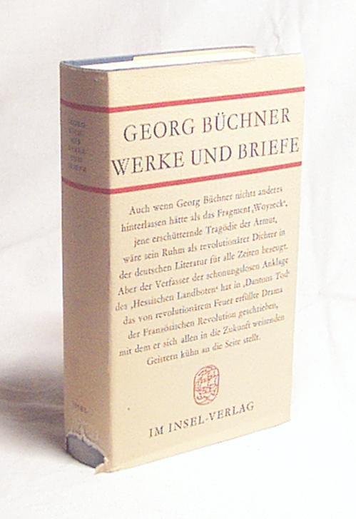 Briefe Von Georg Büchner : Georg buechner von zvab