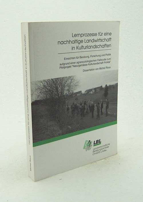 Lernprozesse fördern für eine nachhaltige Landwirtschaft in: Roux, Michel