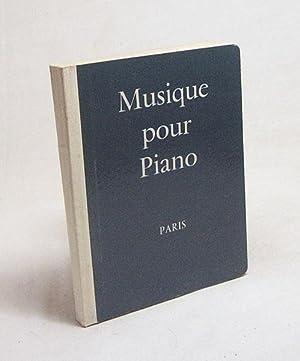 Musique pour Piano / Alphonse Leduc: Leduc, Alphonse