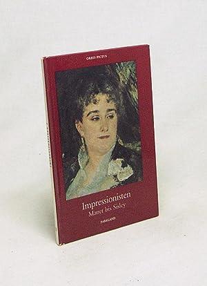 "Impressionisten im Museum ""Jeu de Paume"" zu: Forges, Marie-Thérèse"