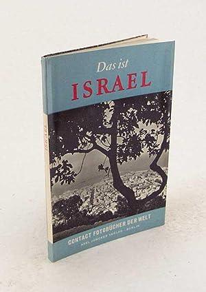 Das ist Israel / 86 Aufnahmen von: Kowadlo, Boris /