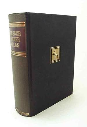 Grosser Herder Atlas : Die Erde des: Troll, Carl [Hrsg.]