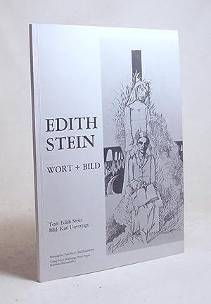 Edith Stein : Wort + Bild /: Stein, Edith /