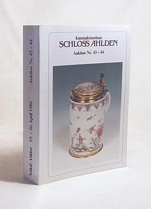 Auktion Nr. 43+44 / Kunstauktionshaus Schloss Ahlden: Kunstauktionshaus Schloss Ahlden