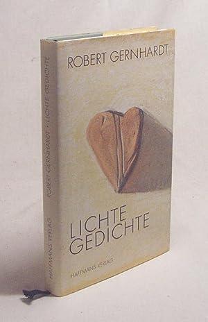 Robert Lichte Gedichte Robert Zvab