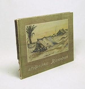 Afrikanisches Skizzenbuch / Herbert Sommer. Mit e.: Sommer, Herbert