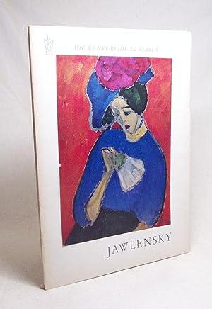 Jawlensky / Jawlensky. Eingel. u. erl. von: Jawlensky, Alexej von
