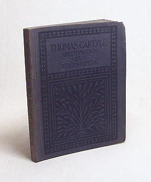 Arbeiten und nicht verzweifeln : Auszüge /: Carlyle, Thomas /