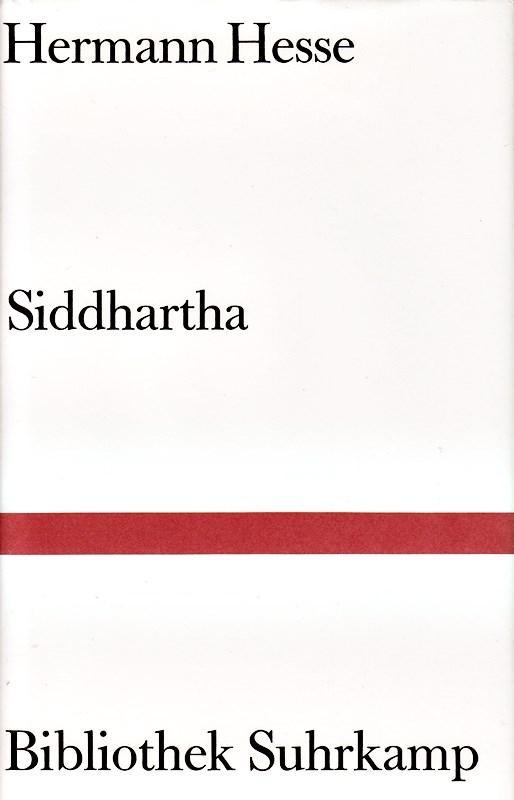 Siddhartha. Eine indische Dichtung.: Hermann, Hesse,