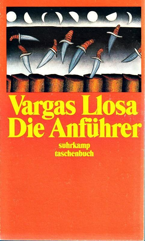 Die Anführer: Erzählungen (suhrkamp taschenbuch): Vargas Llosa, Mario