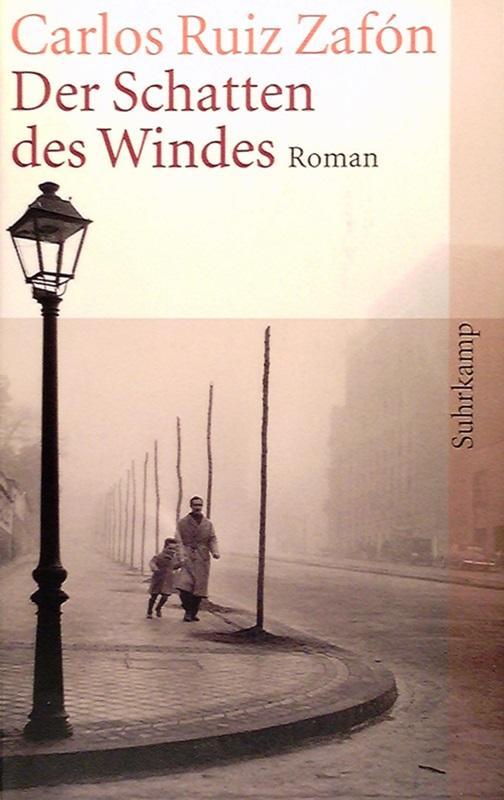 Der Schatten des Windes: Roman: Ruiz Zafón, Carlos