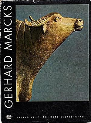 Gerhard Marcks.: Rieth, Adolf (Hrsg.)