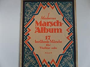 Modernes Marsch Album Band 2 - 17: Hrsg., v. Benjamin