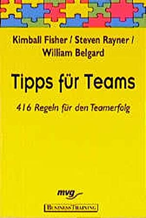 Tipps für Teams: Fisher, Kimball, Steven