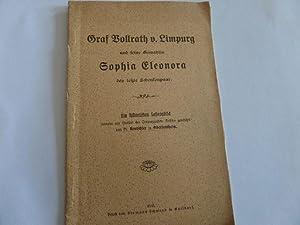 Graf Vollrath v. Limpurg und seine Gemahlin Sophia Eleonora: Pf. Rentschler in Obersontheim: