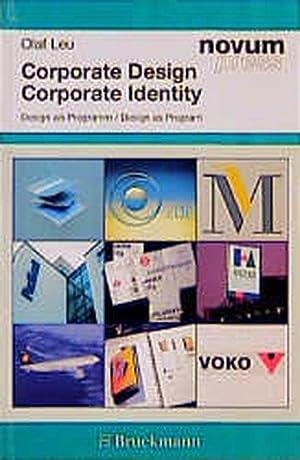 Corporate Design/Corporate Identity: Design as Program: Leu, Olaf und