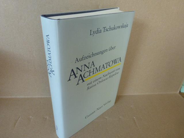 Aufzeichnungen über Anna Achmatowa