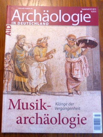Musikarchäologie : Klänge der Vergangenheit. (= AID-magazin: Eichmann, Ricardo/ Koch,