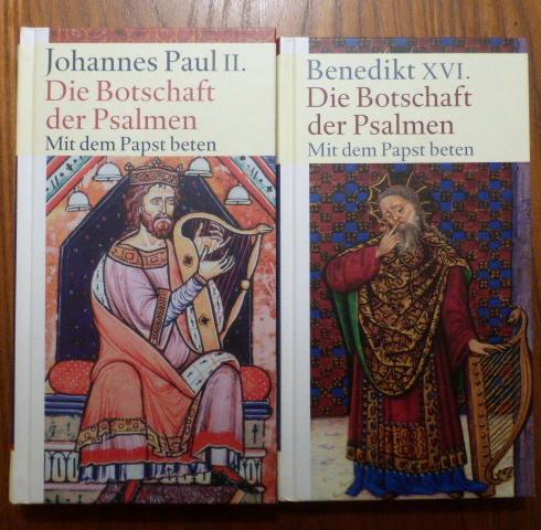 2 Bücher: Die Botschaft der Psalmen. Mit: Psalmen: