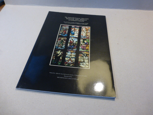 The Sixteenth-Century Glass from Herkenrode Abbey (Belgium): Bemden, Yvette Vanden